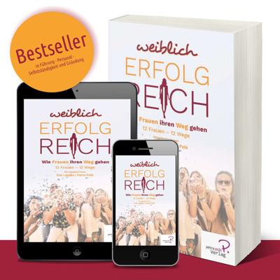 """W.I.N. Gemeinschaftsbuch 2020 """"Weiblich erfolgreich"""" - der Bestseller"""