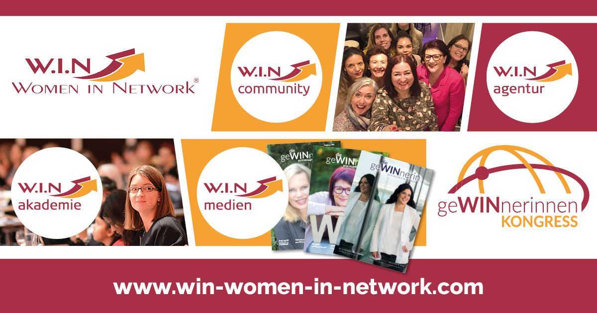 Das ist W.I.N Women in Network